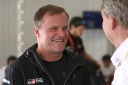 Руководитель команды Toyota Gazoo Racing WRC Томми Мякинен