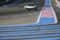 #55 Kaspersky Motorsport, Ferrari 488 GT3: Giancarlo Fisichella, Marco Cioci