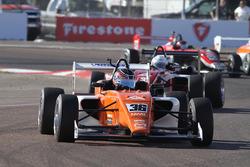 Dakota Dickerson, Newman Wachs Racing