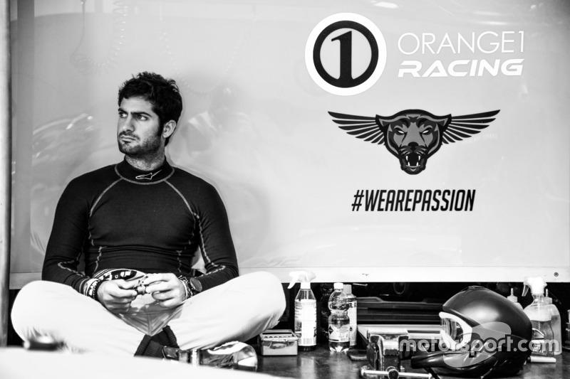 Gustavo Yacamán, AFS/PR1 Mathiasen Motorsports