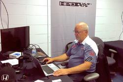 HPD race team leader Allen Miller