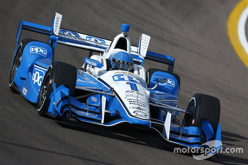1. Сімон Пажно, Team Penske Chevrolet