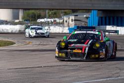 #73 Park Place Motorsports, Porsche GT3 R: Patrick Lindsey, Jörg Bergmeister, Matt McMurry