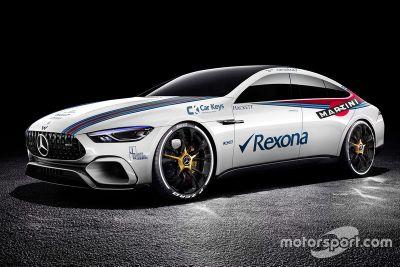 ألوان سيارات الفورمولا واحد على نظرائهم الرياضية