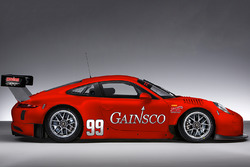 GAINSCO/Bob Stallings Racing Porsche 911 GT3 R