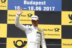 Podium: 1. Paul Di Resta, Mercedes-AMG Team HWA, Mercedes-AMG C63 DTM