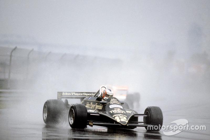 1981: Lotus 87