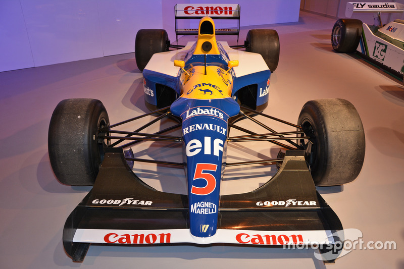 Williams F1 clásico