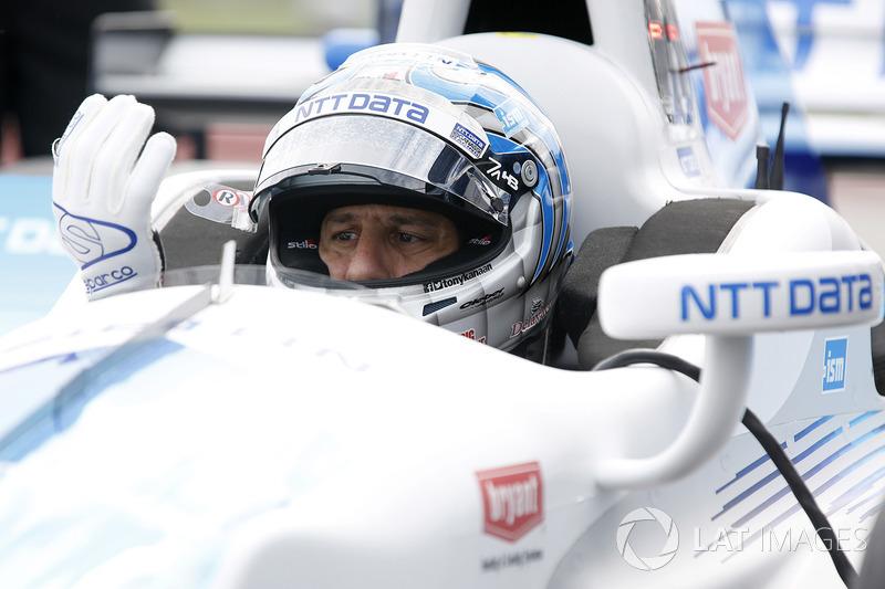 Tony Kanaan, Chip Ganassi Racing Honda