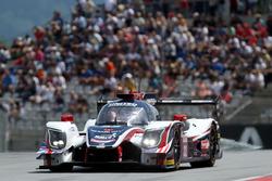 #32 United Autosports, Ligier JSP217 - Gibson: Уильям Оуэн, Юго де Саделер и Филипе Альбукерк