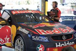 Auto von Shane van Gisbergen, Triple Eight Race Engineering Holden
