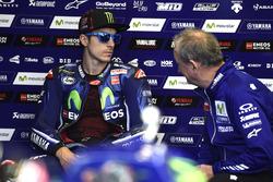 Maverick Viñales, Yamaha Factory Racing, Forcada