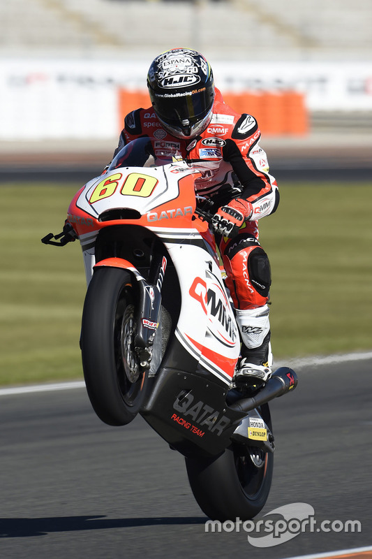 Julian Simon, QMMF Racing Team