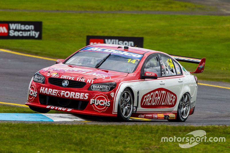 Tim Slade und Ash Walsh Brad Jones Racing, Holden