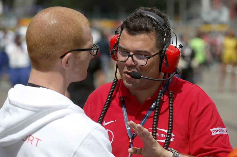 Rene Rosin, Team manager Prema Powerteam