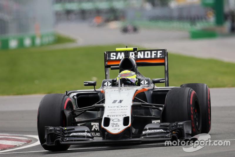 Серхіо Перес, Sahara Force India F1 VJM09