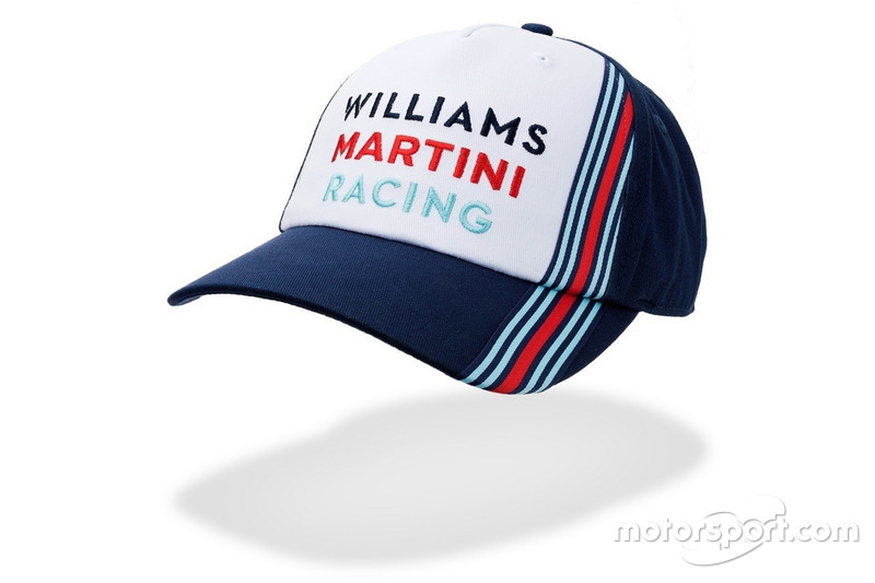 Casquette Williams Martini Racing 2016