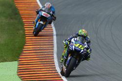 Валентино Росси, Yamaha Factory Racing и Джек Миллер, Marc VDS Racing Honda