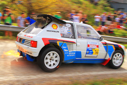 Peugeot 205 turbo 16, Rallylegend 2014 года