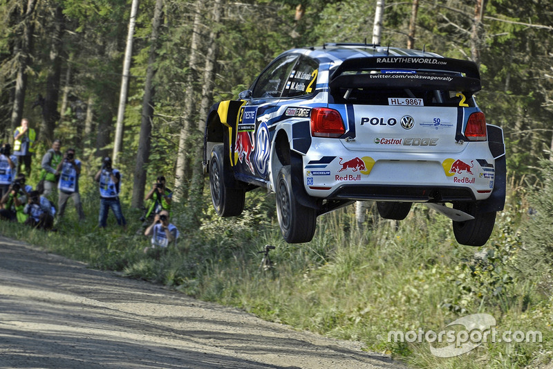 Jari-Matti Latvala,Volkswagen Polo WRC
