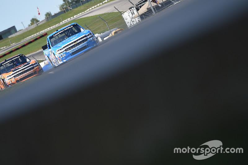 Kaz Grala, GMS Racing Chevrolet