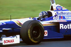 Damon Hill, Williams FW18