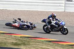 Jorge Martin, Del Conca Gresini Racing Moto3, Fabio Di Giannantonio, Del Conca Gresini Racing Moto3