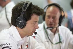 Toto Wolff, Direttore del Motorsport, Mercedes AMG F1