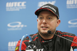 Press Conference, Rob Huff, All-Inkl Motorsport, Citroën C-Elysée WTCC