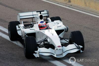 Valencia January testing