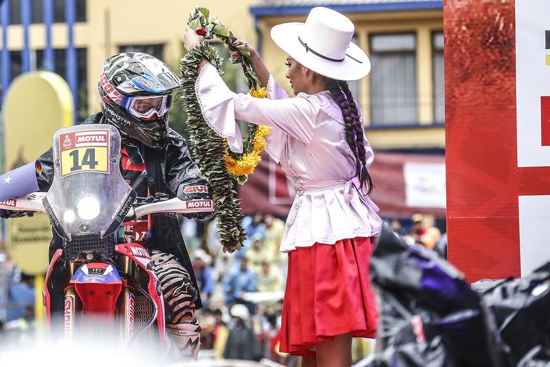 #44 Yamaha Official Rally Team: Родні Фагготтер та грід-гьол
