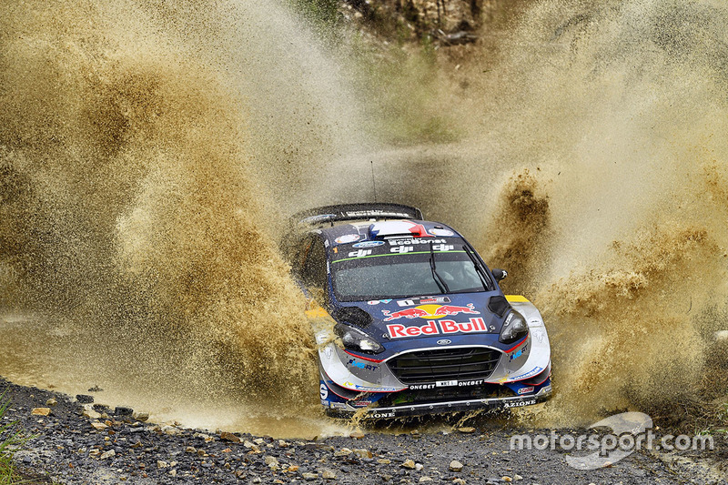 3. Себастьєн Ож'є (WRC) - 145 балів