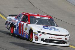 Vinnie Miller, JD Motorsports, Chevrolet Camaro JAS Expedited Trucking, LLC