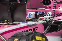 Sergio Pérez, Sahara Force India VJM11