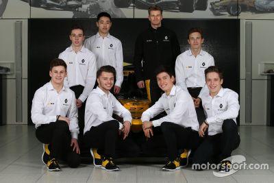 Annuncio line up Renault Sport Academy 2018