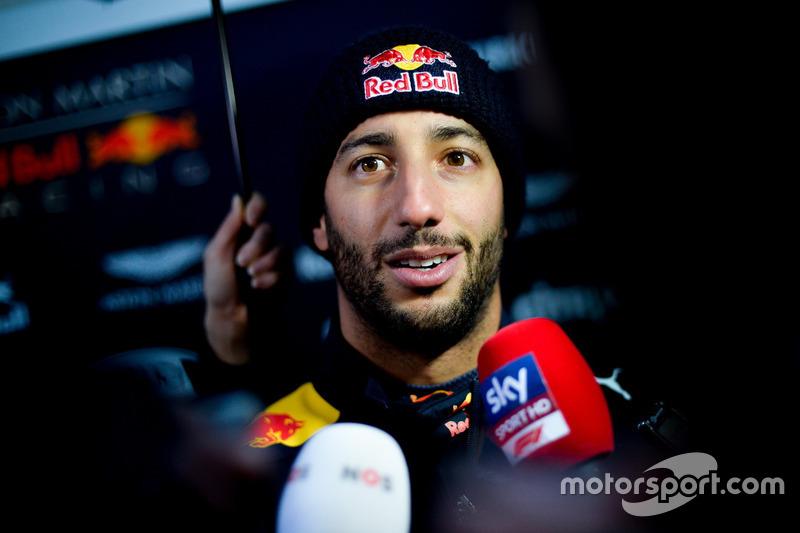 Daniel Ricciardo: o futuro na F1