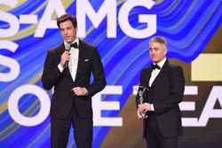 Mick Doohan, Toto Wolff, Executive Director Mercedes AMG F1