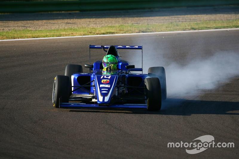 Итальянская Формула 4, V этап, Имола