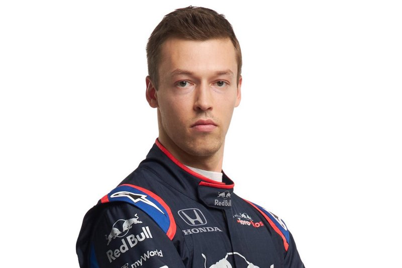 2019 - Daniil Kvyat, Scuderia Toro Rosso