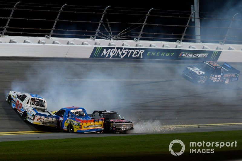 Tyler Dippel, Young's Motorsports, Chevrolet Silverado Lobas Productions, Chris Fontaine, Chris Fontaine Inc., Toyota Tundra Glenden Enterprises, Ray Ciccarelli, CMI Motorsports, Chevrolet Silverado CMI
