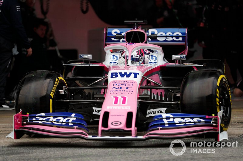 Racing Point F1 Team RP19