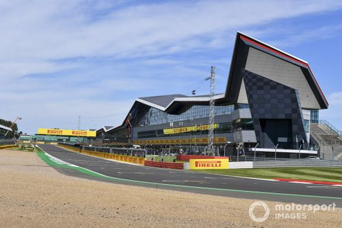 F1 British GP Live Commentary and Updates - FP1 and qualifying