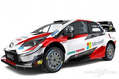 Präsentation: Toyota Yaris WRC