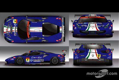 Pacific Racing team 2021年体制発表