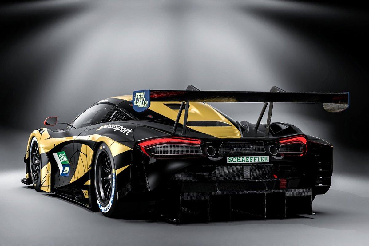 Christian Klien, JP Motorsport McLaren 720S GT3