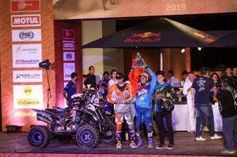 Podium : Drag'On Rally Team: Nicolas Cavigliasso