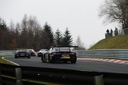 Uwe Alzen, Lance David Arnold, Maximilian Götz, Jan Seyffarth, Haribo Racing, Mercedes- AMG GT3