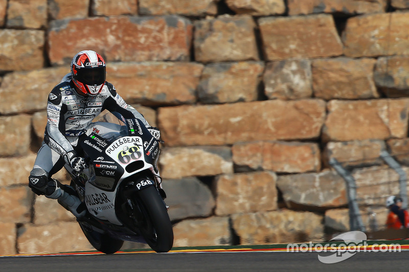 16. Yonny Hernandez, Aspar Racing Team