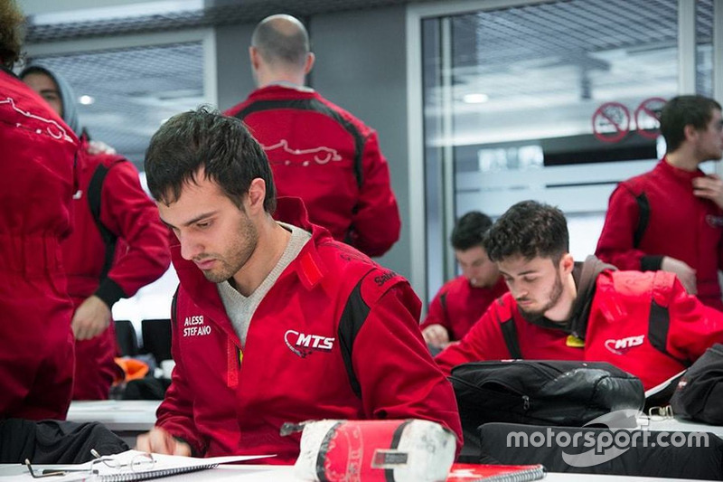 Allievi della Motorsport Technical School