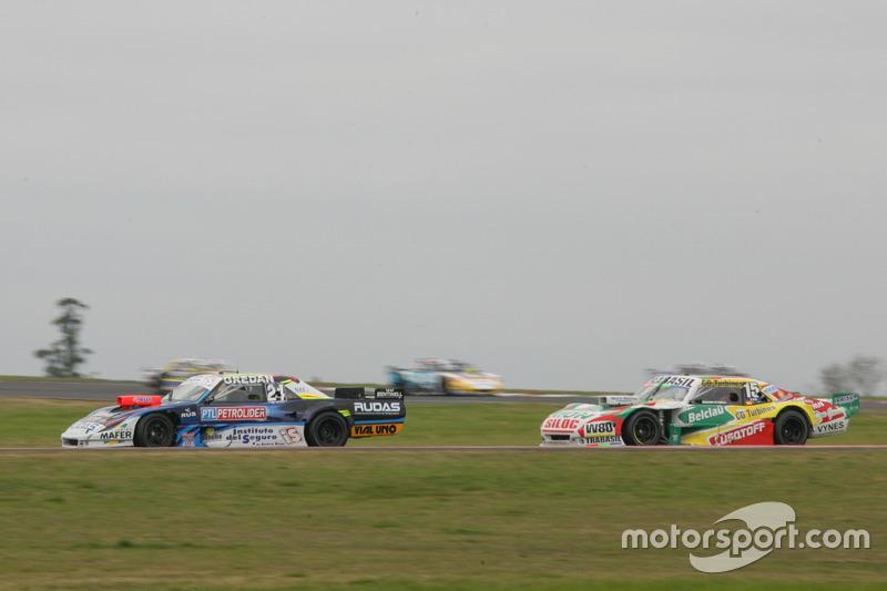 Martin Ponte, Nero53 Racing Dodge, Mariano Altuna, Altuna Competicion Chevrolet